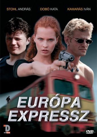 """Az """"Európa Expressz"""" plakátja"""