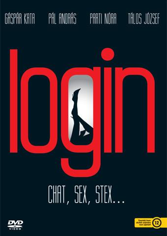 """A """"Login"""" plakátja"""